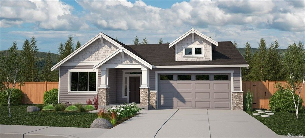 Ready To Build Home In Heritage Gig Harbor Community