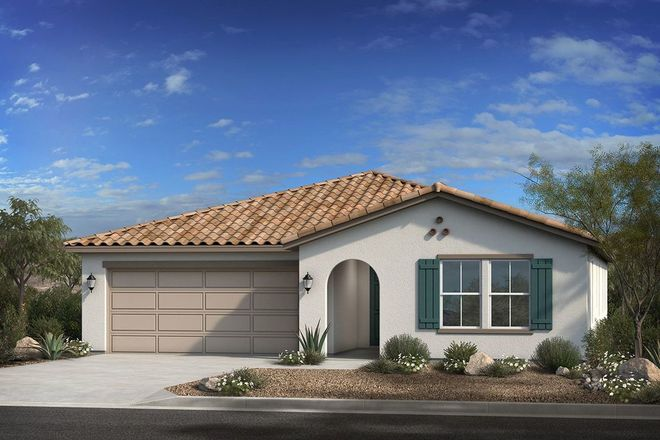 Ready To Build Home In Santolina at South Mountain Community