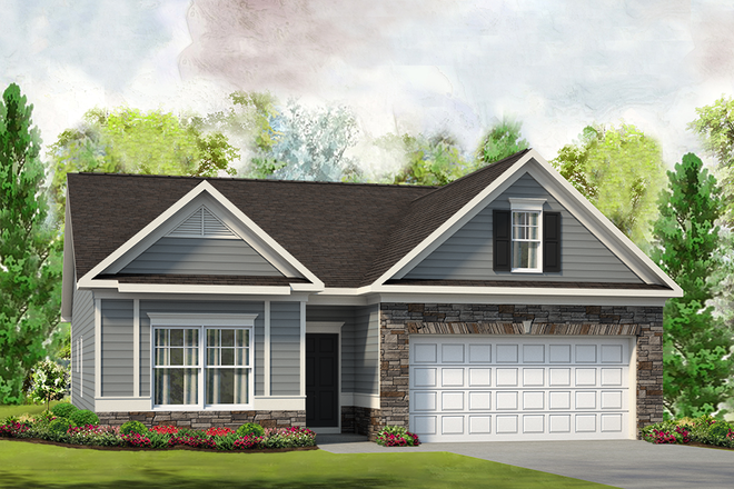 Ready To Build Home In Global Manor Community