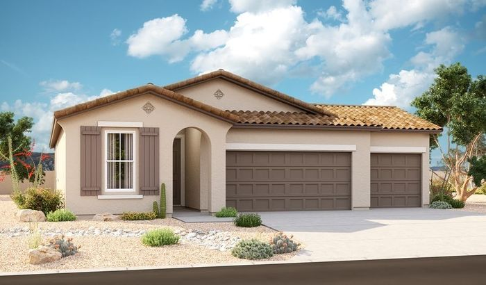 Ready To Build Home In Seasons at McCartney Center Community