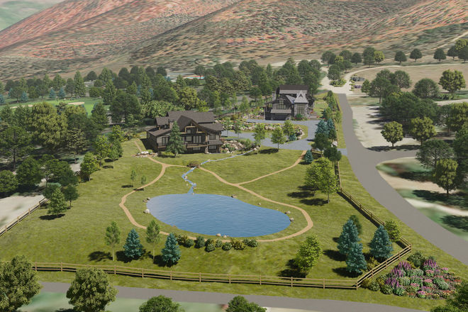 Luxurious Private Lot