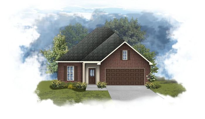 Ready To Build Home In Meadow Oaks Community
