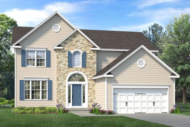 Ready To Build Home In Abbotts Pond Community