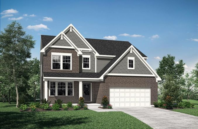 Ready To Build Home In Stonewater Community