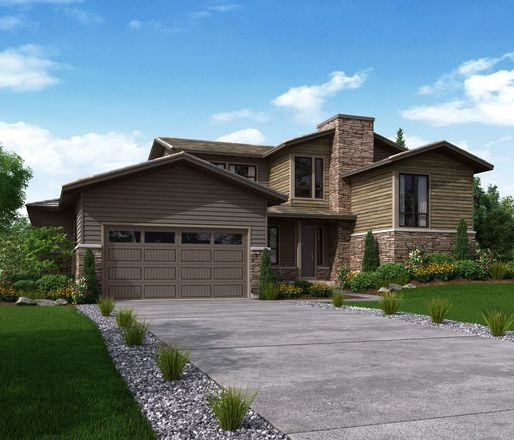 Ready To Build Home In The Retreat at RidgeGate Community