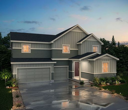 Ready To Build Home In Morgan Hill Community