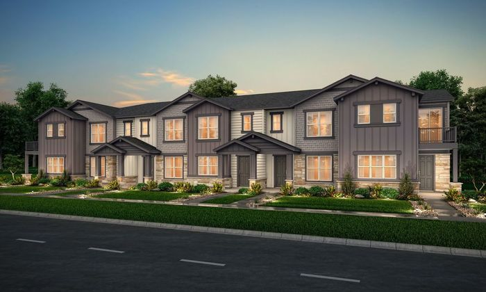Ready To Build Home In Coal Creek Commons Community