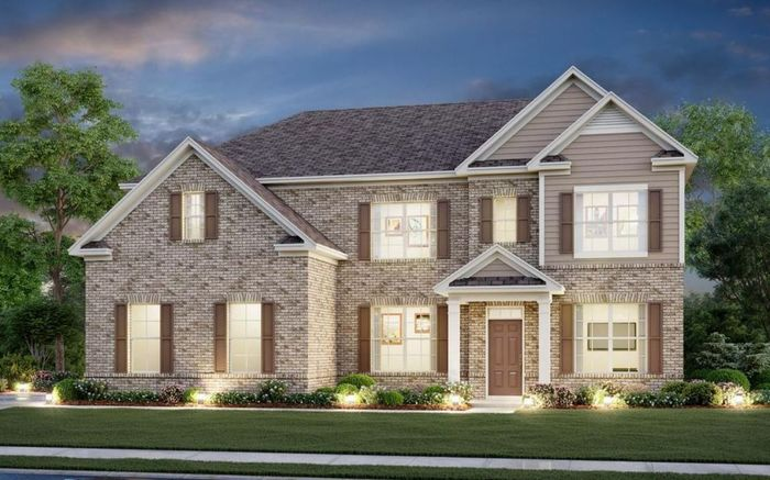 Ready To Build Home In Ansley Park Community
