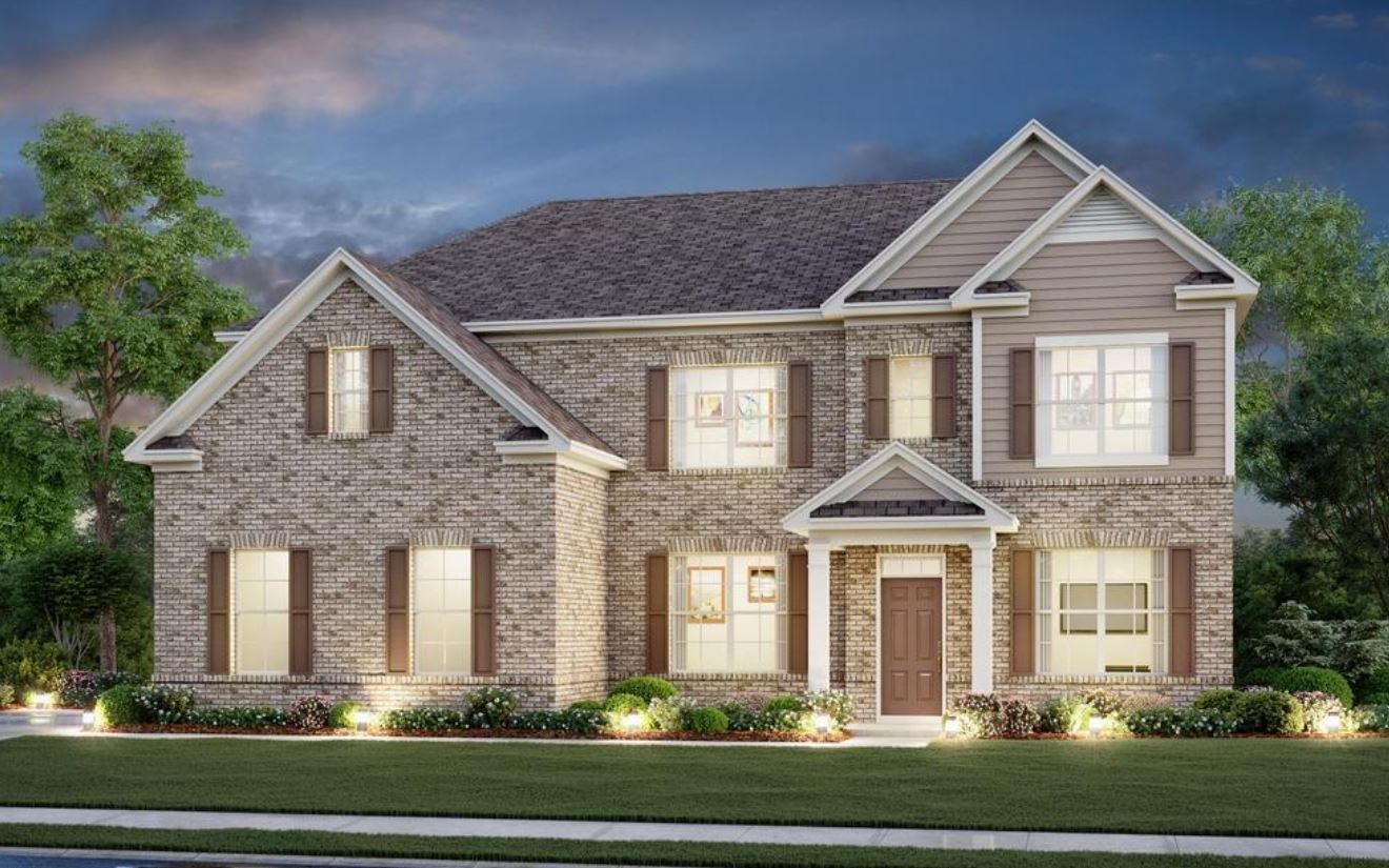 Ready To Build Home In Carmichael Farms Community