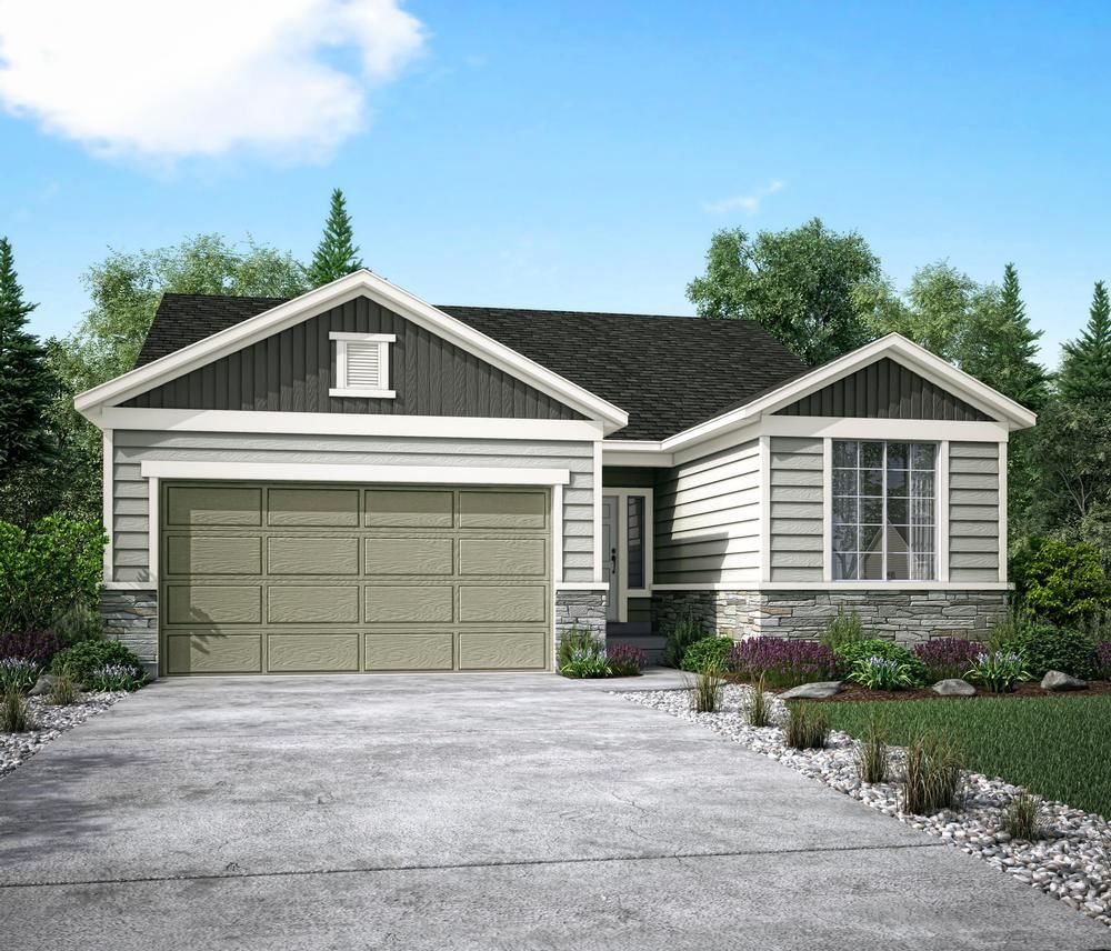 Ready To Build Home In Wood Hollow Community