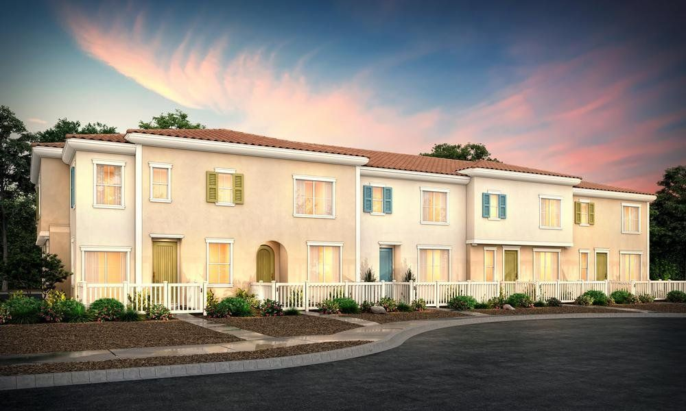 Ready To Build Home In Foothill Grove Community