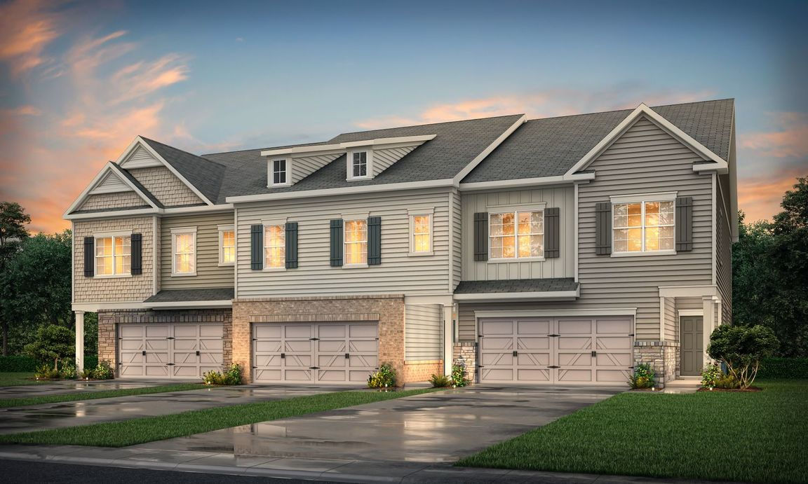 Ready To Build Home In Harmony at Matthews Community