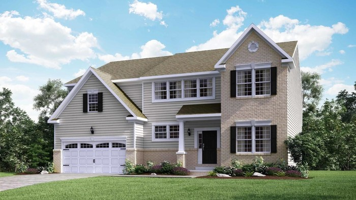 Ready To Build Home In Parkside Estates Community