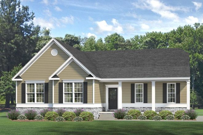 Move In Ready New Home In Abbotts Pond Community