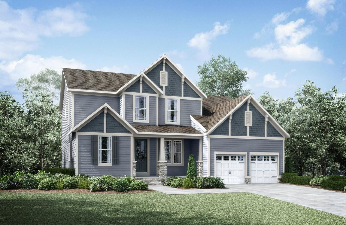Ready To Build Home In Drees On Your Lot - Raleigh Community