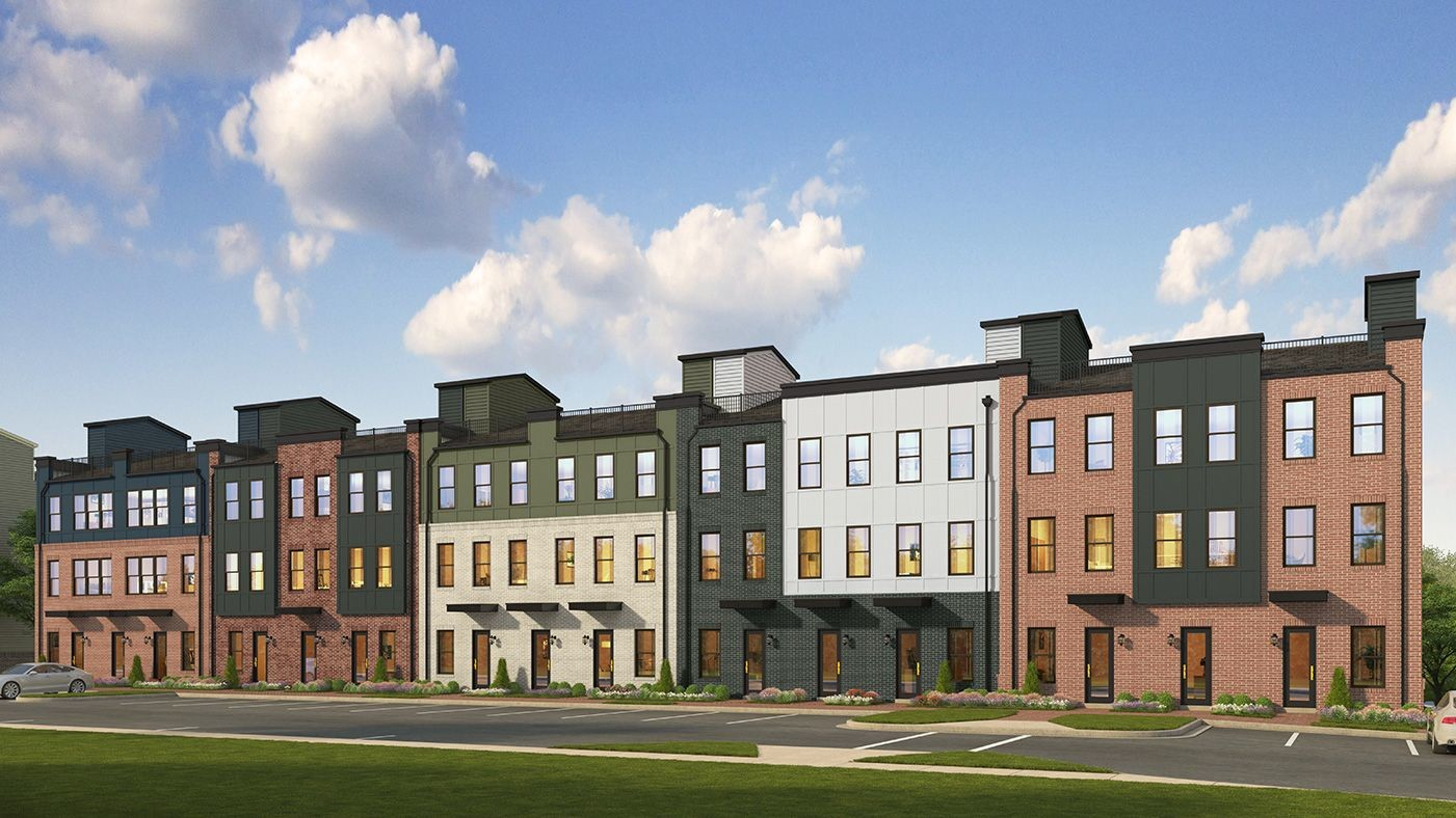 Ready To Build Home In Riverside at Rocketts Landing Community