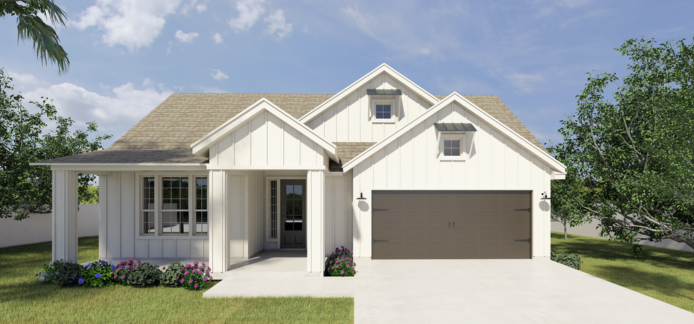 Ready To Build Home In Cascada at Tres Lagos Community
