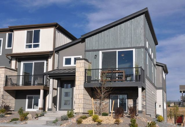 Ready To Build Home In Wolf Ranch Community