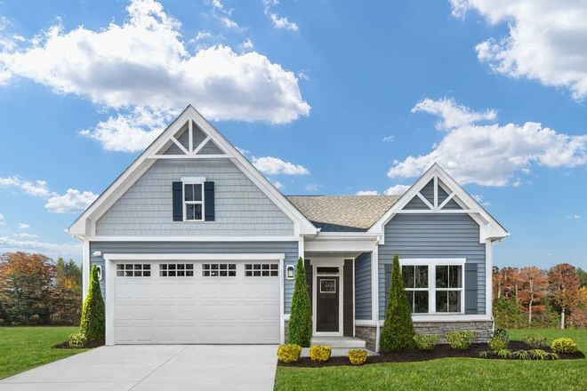 Ready To Build Home In Highland Woods Ranch Homes Community