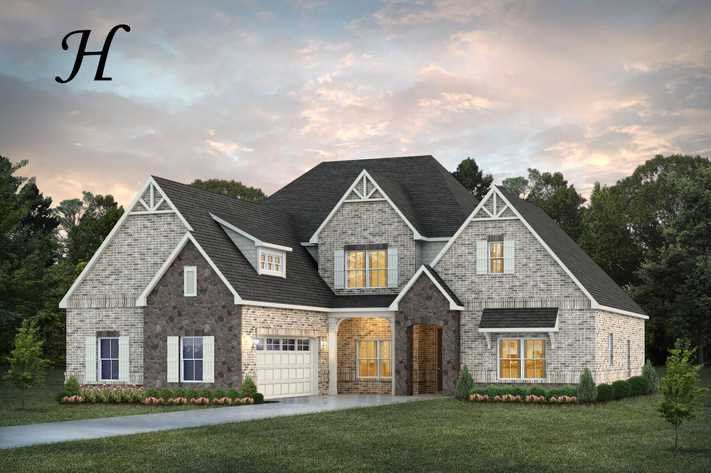 Ready To Build Home In Eastview Community
