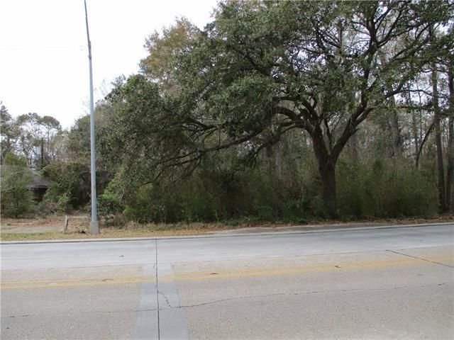 Lot In Downtown Slidell