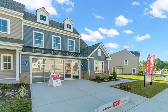 Ready To Build Home In Cosby Village Community