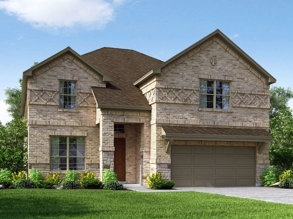 Move In Ready New Home In Riverstone Ranch - The Manor - Classic Community