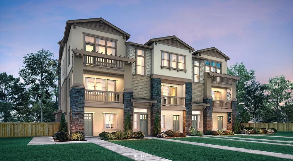 Move In Ready New Home In Enclave at Mission Falls Community