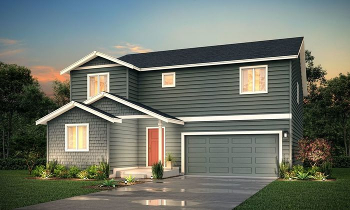 Ready To Build Home In Preserve at Tumwater Place Community