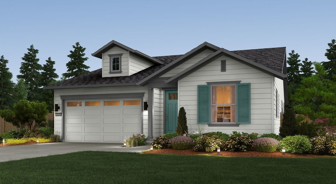 Ready To Build Home In Eagles Bluff and Woodland Cove at Jubilee Community