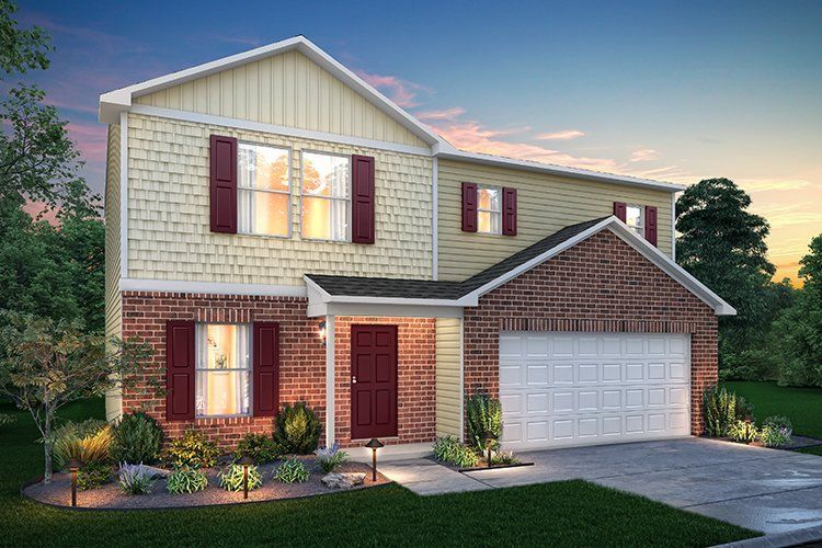 Move In Ready New Home In Shiloh Acres Community