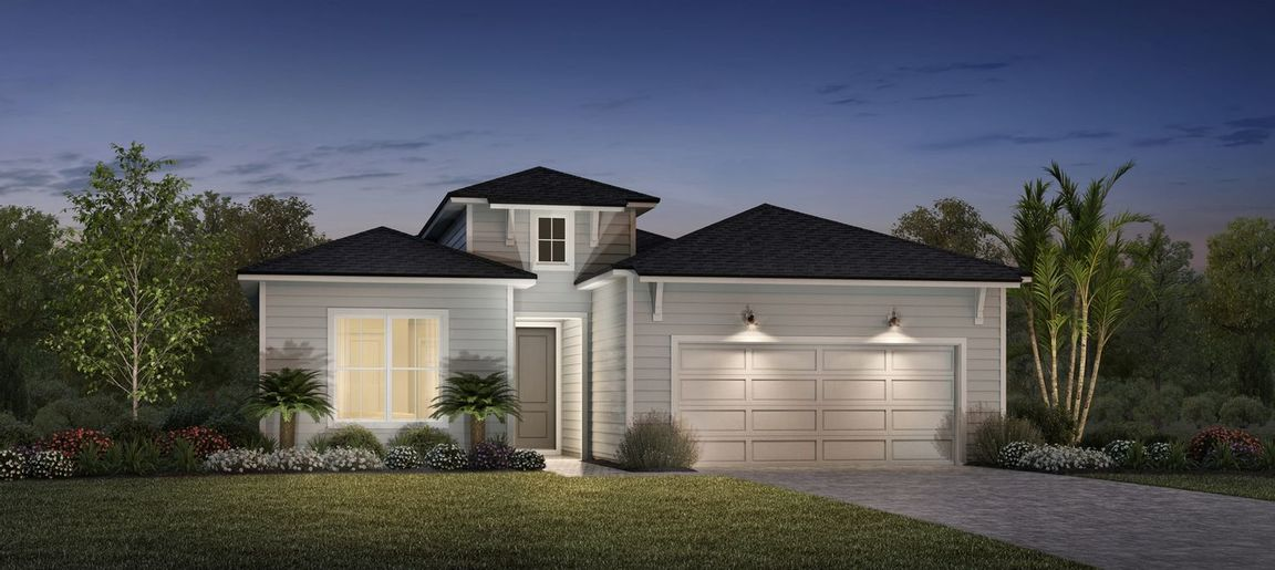 Ready To Build Home In Mill Creek Forest - Meadows Community