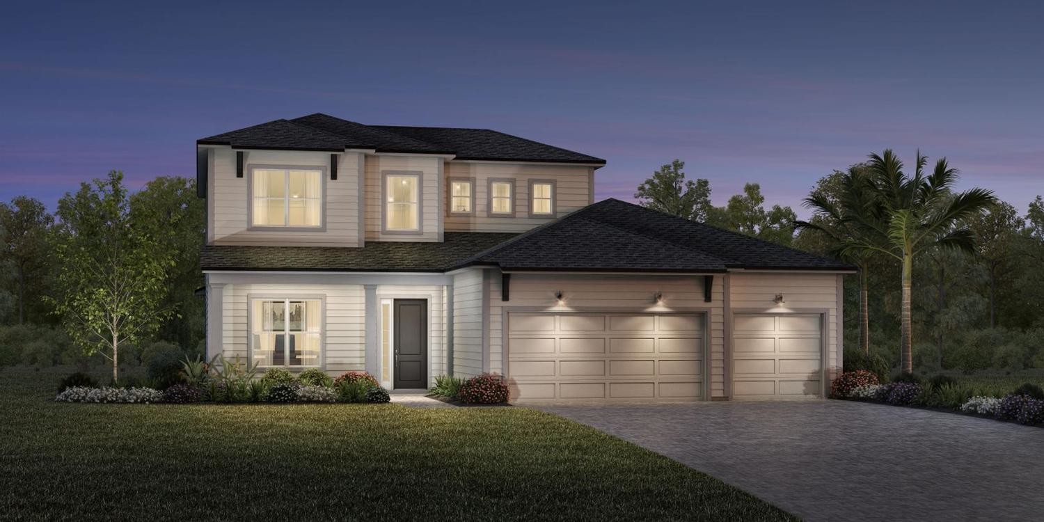 Ready To Build Home In Mill Creek Forest - Magnolia Community