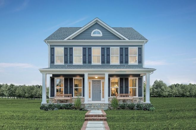 Ready To Build Home In The Reserve At Culpepper Landing Community