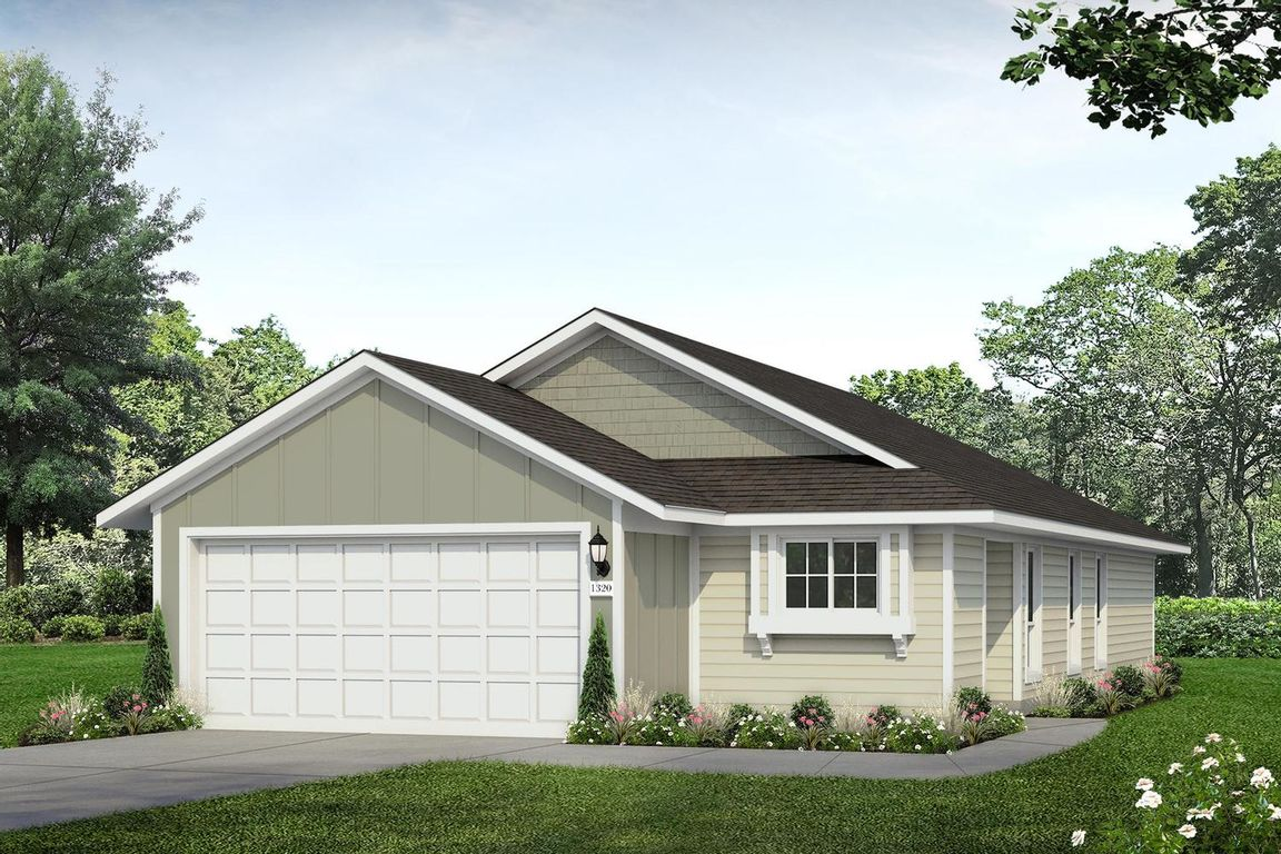 Ready To Build Home In Hymeadow Community