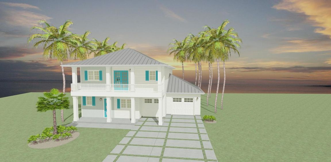 Ready To Build Home In Grand Cay Harbour Community