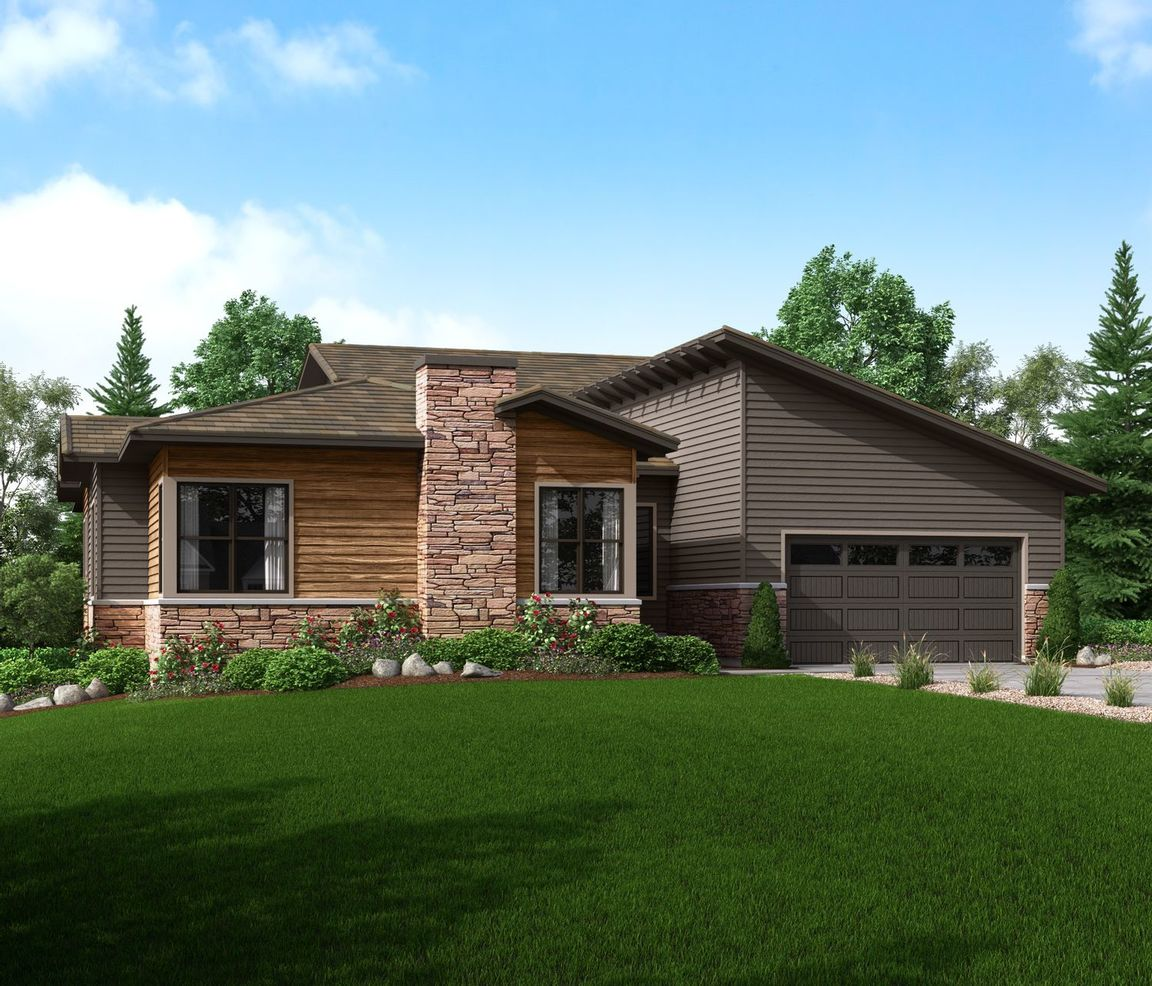 Move In Ready New Home In The Retreat at RidgeGate Community