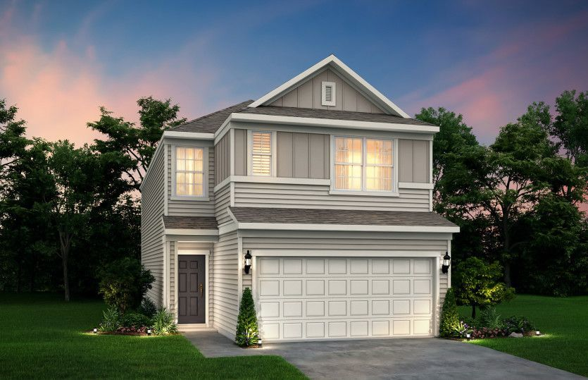 Ready To Build Home In Summerlyn Terrace Community