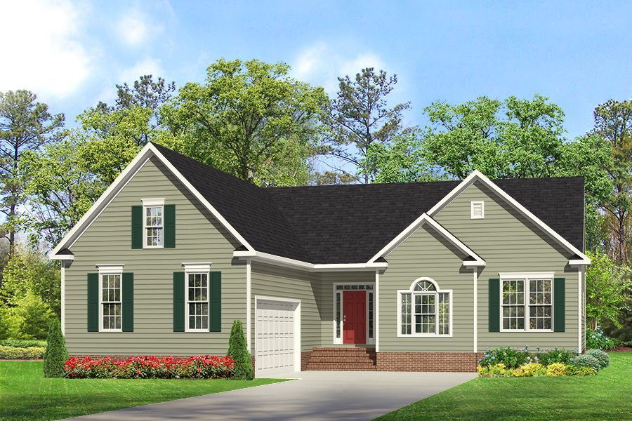 Ready To Build Home In Aston Community