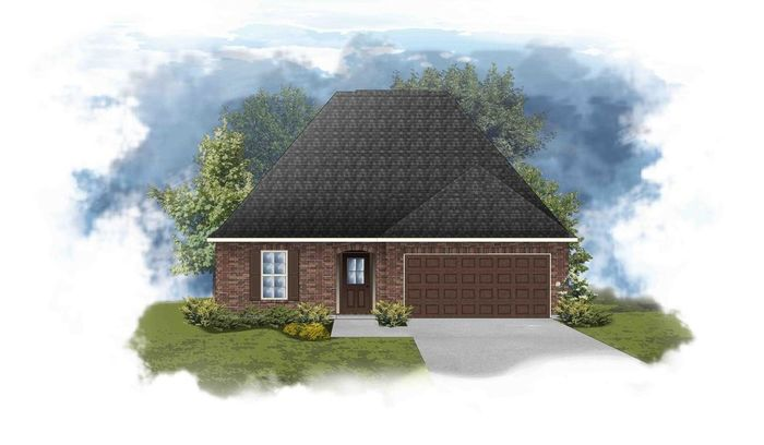 Ready To Build Home In Hidden Lakes Estates Community