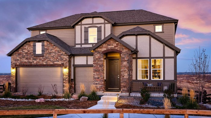 Ready To Build Home In Macanta Destination Collection Community