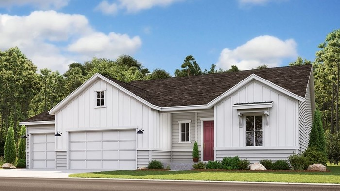 Ready To Build Home In Macanta Expedition Collection Community