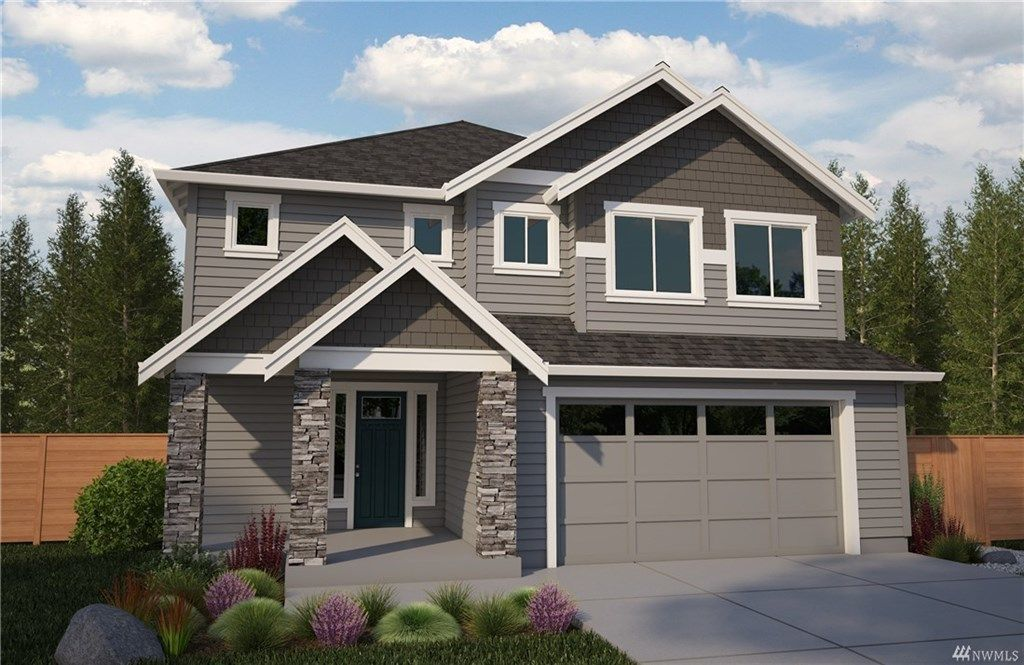 Ready To Build Home In Cushman Pointe Community