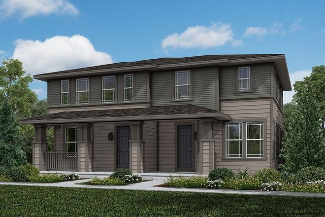 Ready To Build Home In Colliers Hill Villas Community