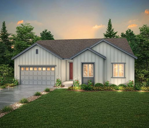 Ready To Build Home In Skyline Ridge at Castle Pines Community