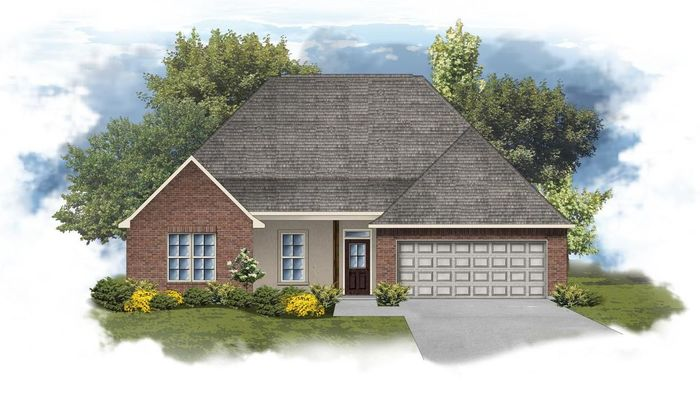 Ready To Build Home In Ashton Parc Community