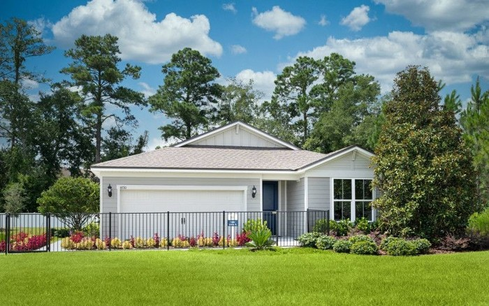 Ready To Build Home In The Trails at Grand Oaks Community