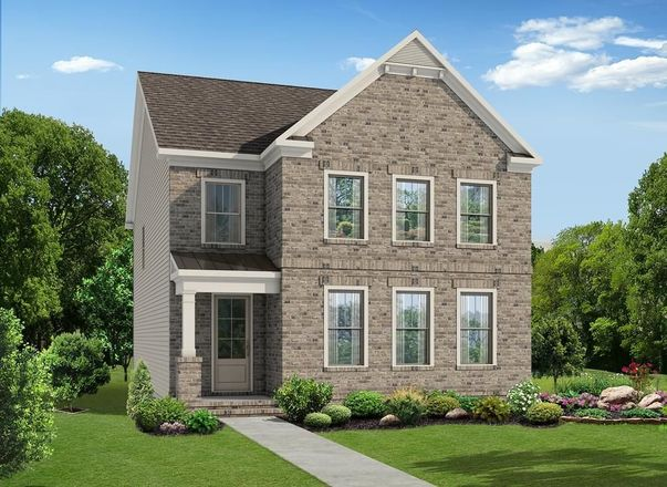 Ready To Build Home In Central Park at Deerfield Township Community