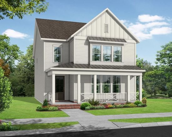 Ready To Build Home In Harvest Park Community