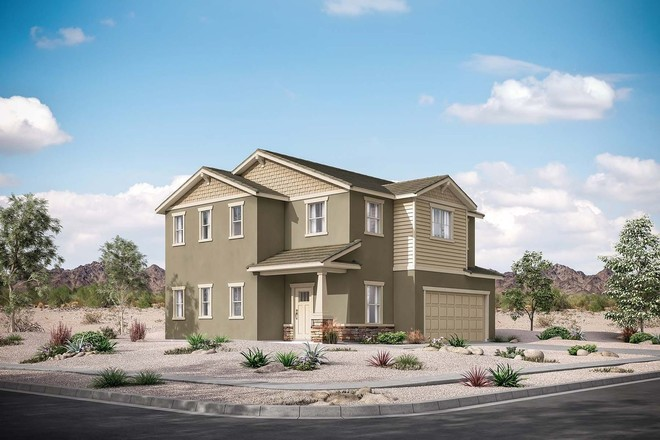 Ready To Build Home In Roosevelt Park Community